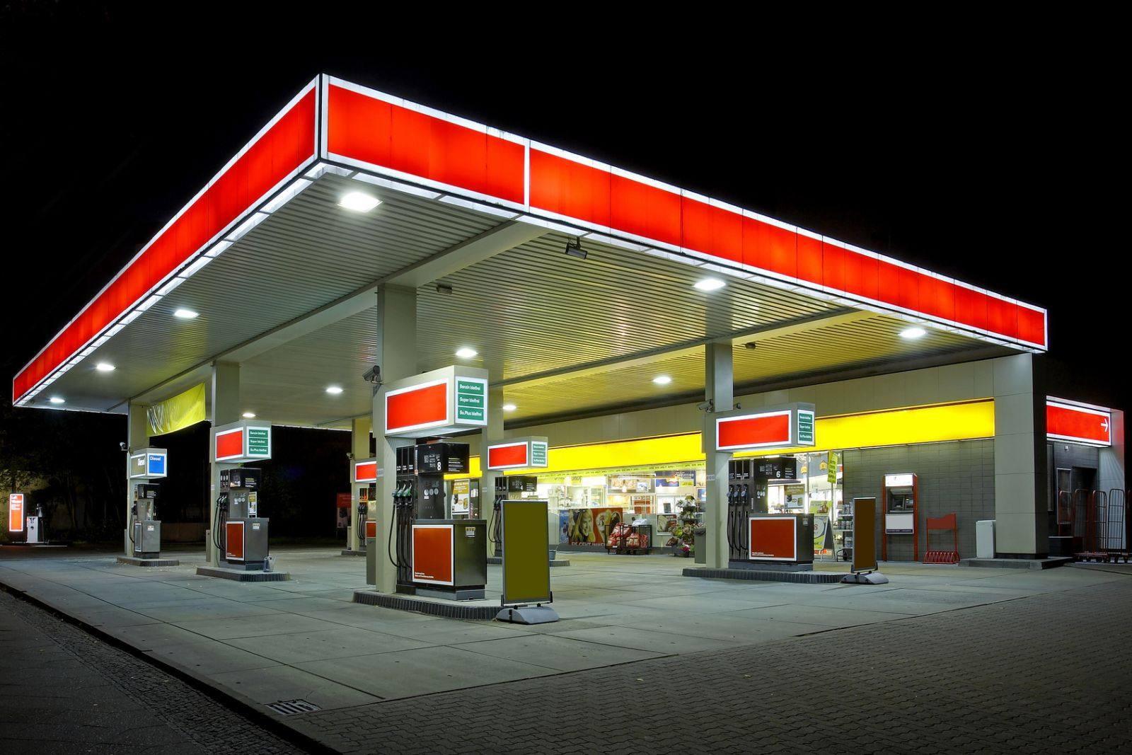 Services Forecourt Cleaning Forecourt Cleaning