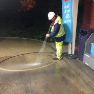 Forecourt Cleaning 5