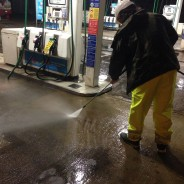 Forecourt Cleaning 1